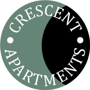 Crescent Apartments Logo