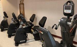 Mrs. Philippines Home for Senior Citizens Exercise Room