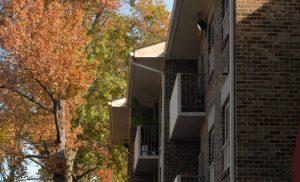 Cedar Ridge Apartments Exterior