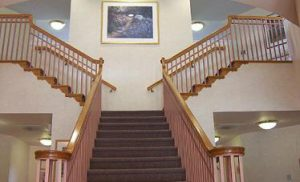 Herndon Harbor House Grand Staircase