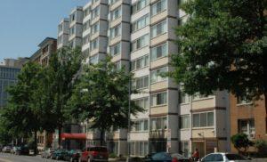 Mass Place Apartments Exterior