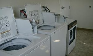 Shriner Court Apartments Laundry Room